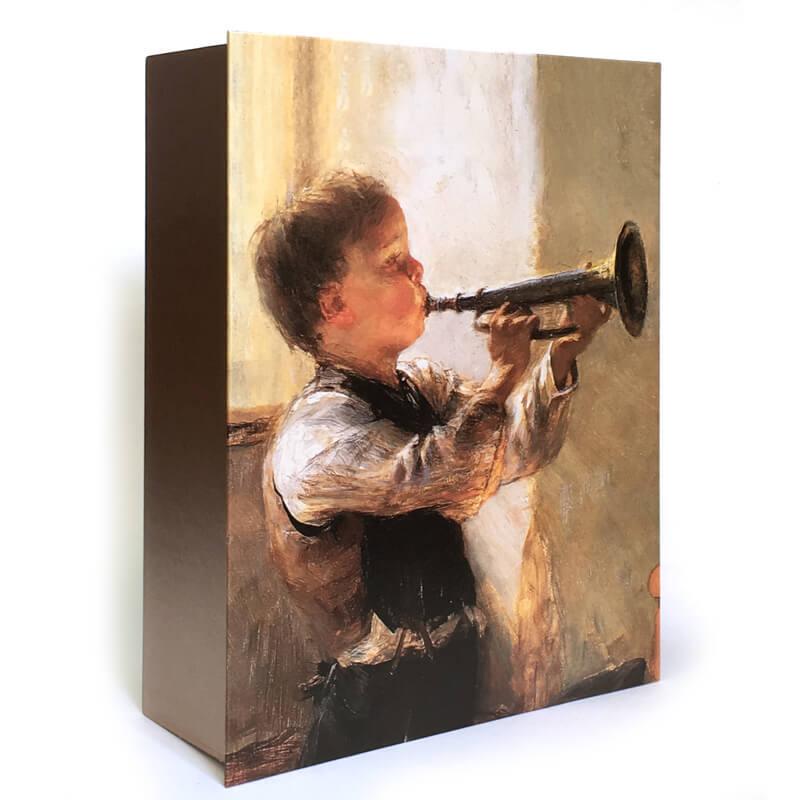 ART BOX – ΤΡΟΜΠΕΤΑ